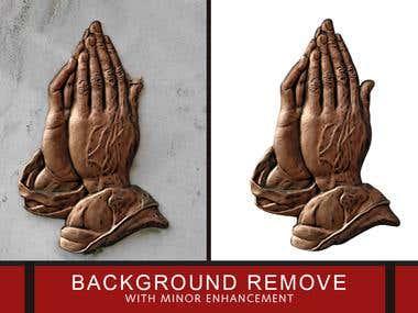 Photo Editing: Background Remove