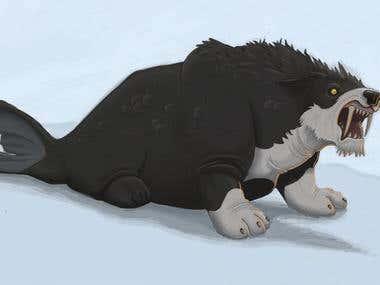 The Walrusdog