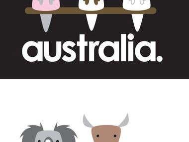 Australian T-shirts