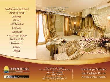 Tappezzeria Brochure