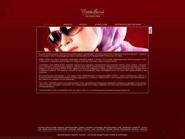 Web site Mario Rossi