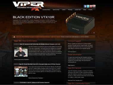 Viper-RC Homepage
