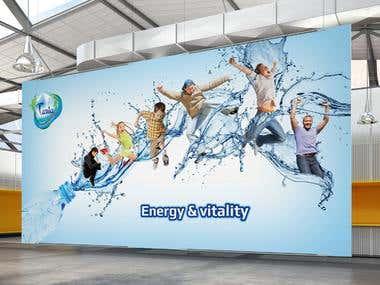 tania water factory indoor designs