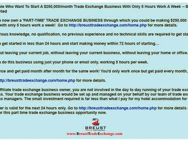 World Trade Exchange