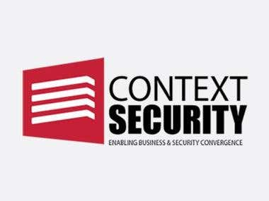 CTX SECURITY CORPORATE IDENTITY DESIGN
