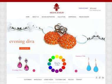 Megha Jewelry