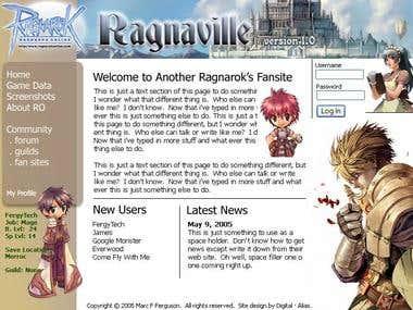 Ragnarok Online Fansite