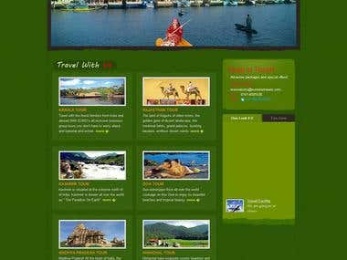WORDPRESS TOURS & TRAVELLING WEBSITE