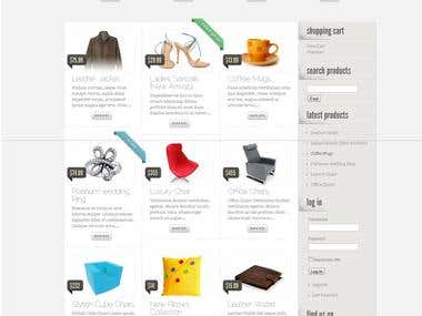 Wordpress eCommerce Sites
