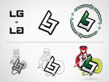 Logo+mascota // Logo+mascot