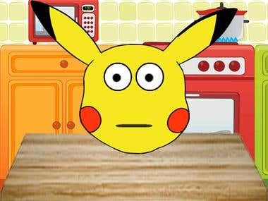 PouKemon : Virtual Pet