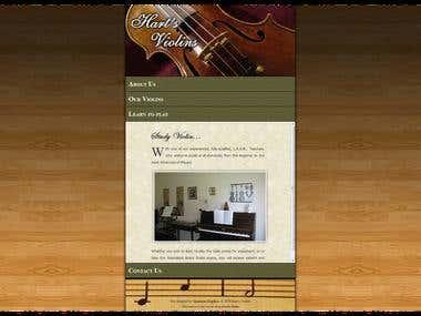 Harts Violins