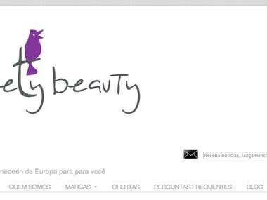 Website Administration - Tweety Beauty