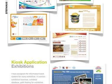 Touch Screen Kiosk Terminal Application Development