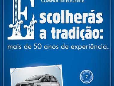 Banners Volkswagen Bank