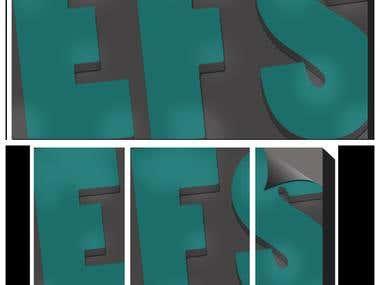 Billboard Logo Project for Ethnic Fleet Society