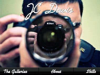 Web Design and Development: JC Davis Experimental