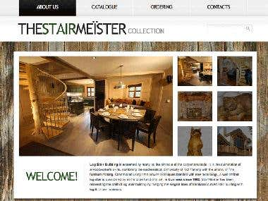 Web Design and Development: The StairMeister Collection