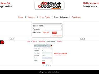 BeatleBuddy Event Management Company
