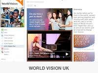 Word Vision - Girls Night Out Campaign - Facebook Tab