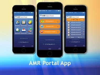 Patient Portal Android App