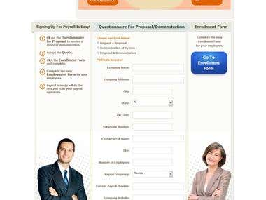 Custom Wordpress CMS Site