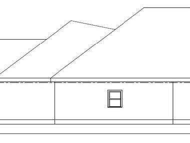 Residential spec concept