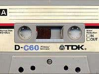 Digitization of Cassette Tapes