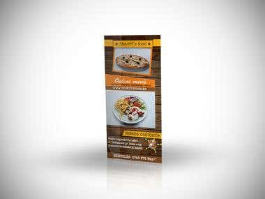 Brochure & Invitation Designs