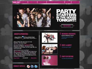 screenshot-www.partystartersandcompany.com