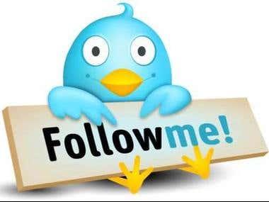 i am expert Twitter Marketing