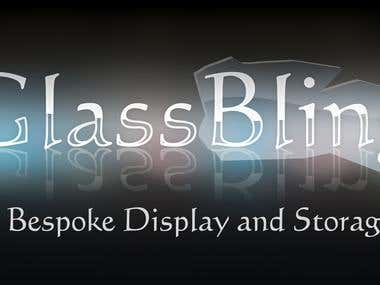 Logo for GlassBling