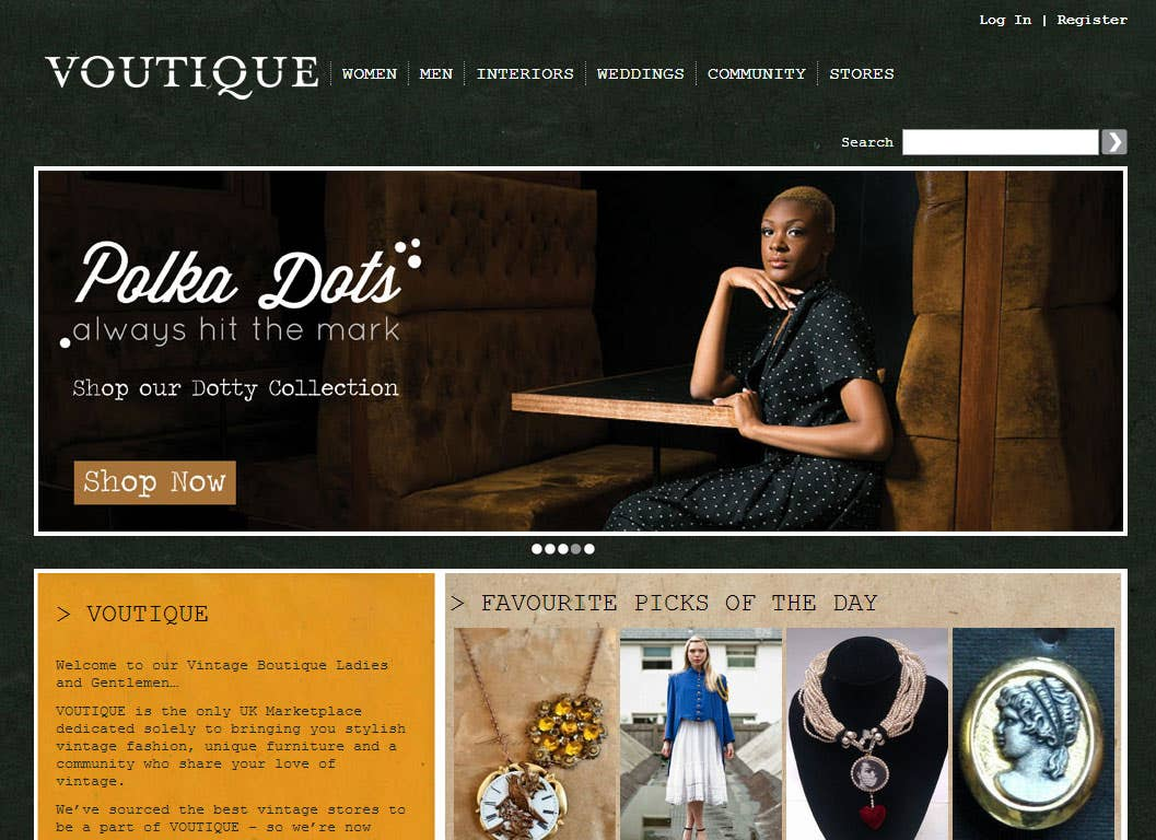 Voutique.co.uk