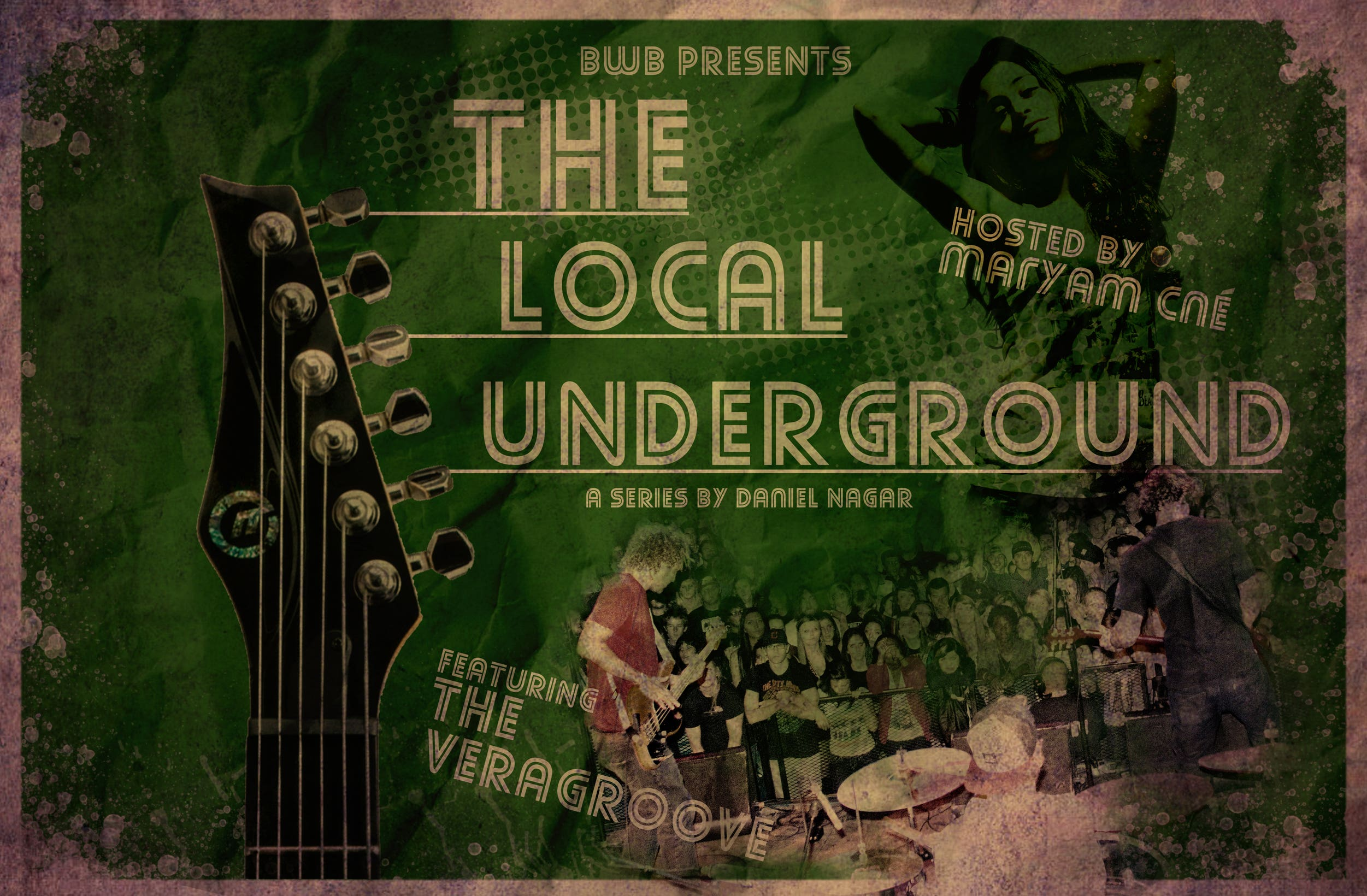 Local Underground - Promotional Poster