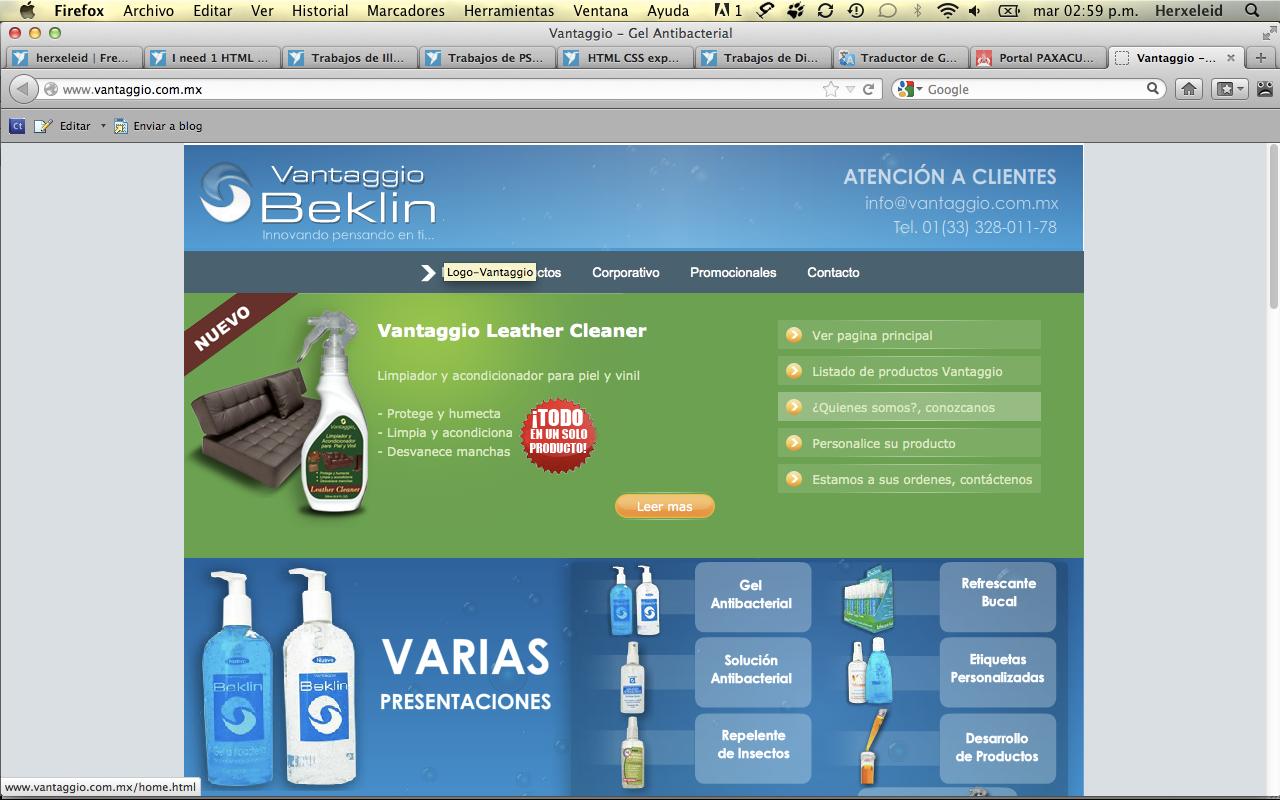 www.vantaggio.com.mx