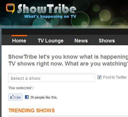 Showtribe Community site