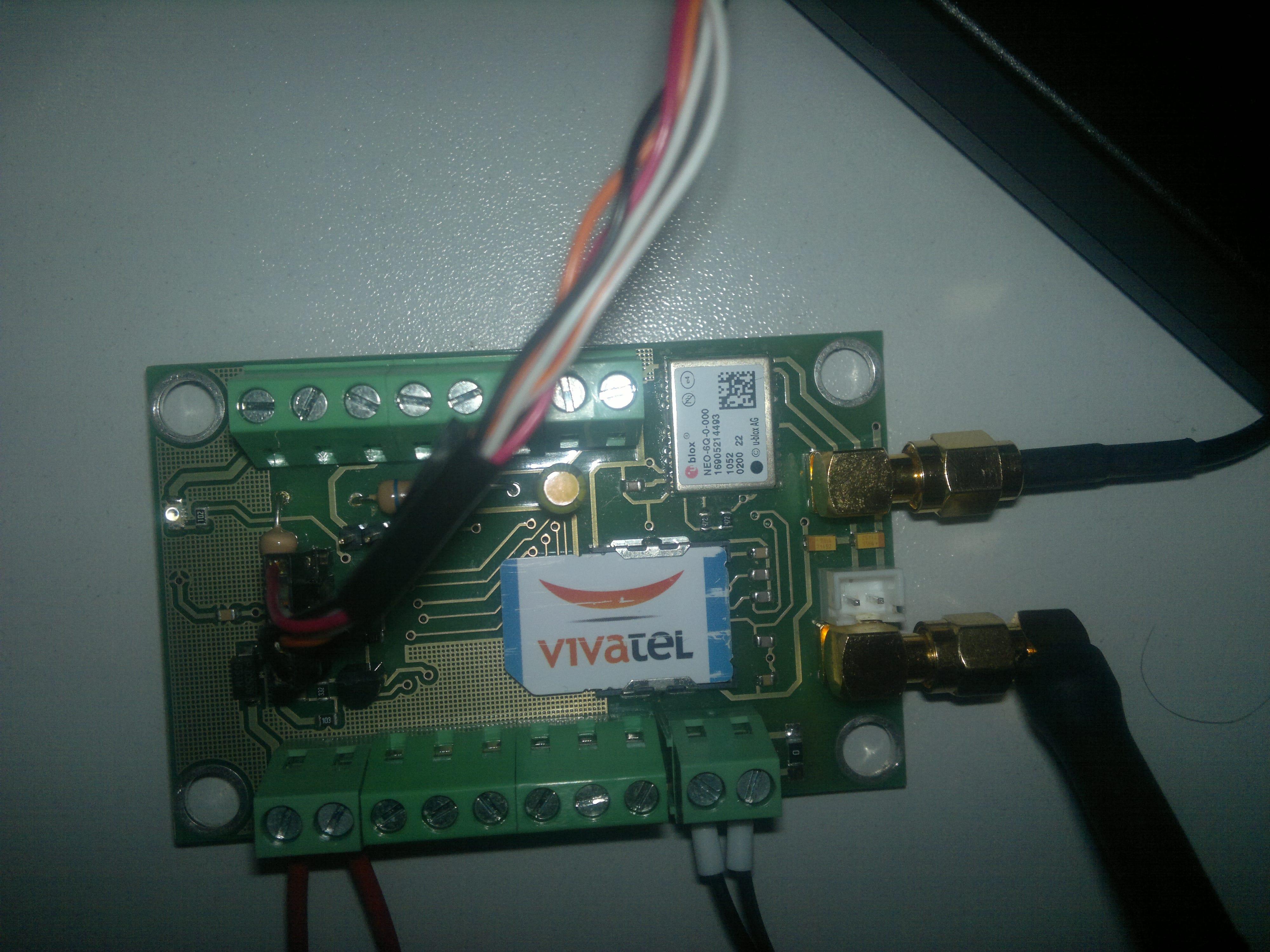GSM module