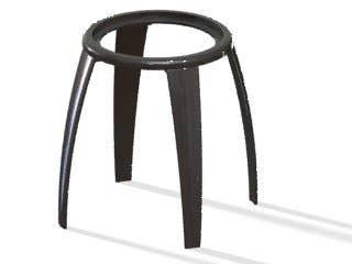 Chair aluminum alloy