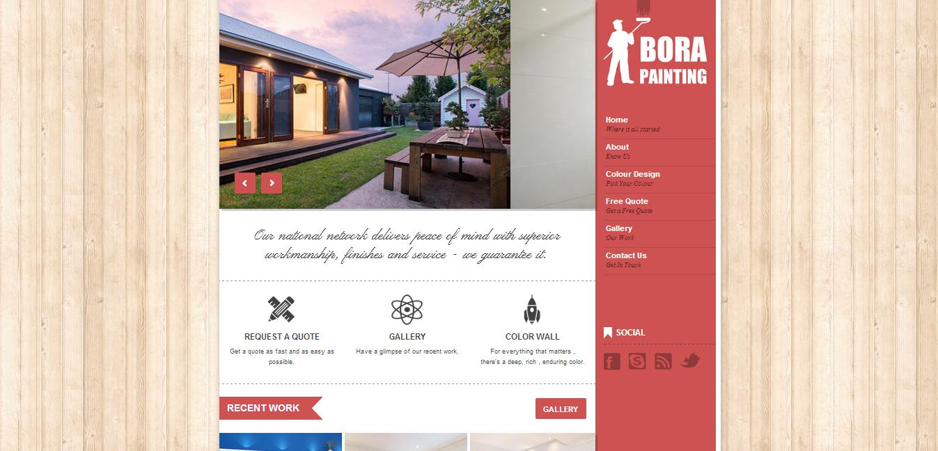 Bora Painting