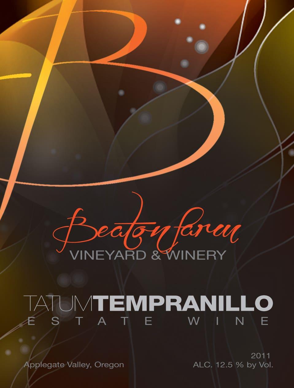 Wine label  & logo design