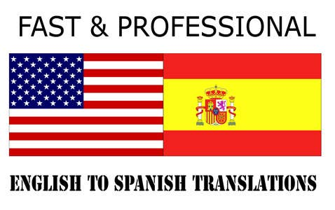 English to Spanish translations