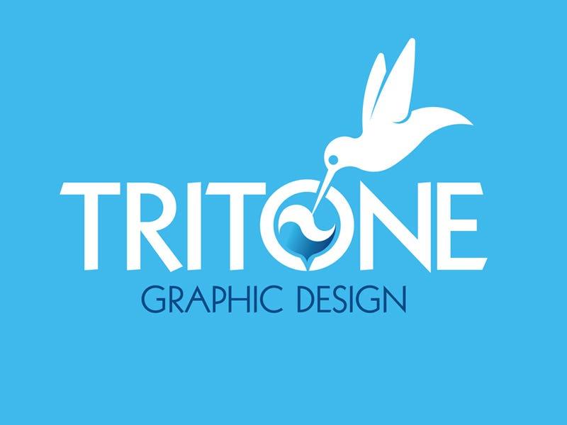 Logo for Tritone