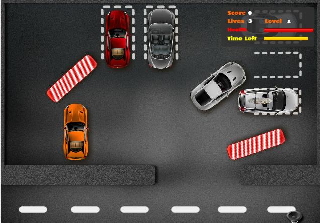 Parking Game AS2