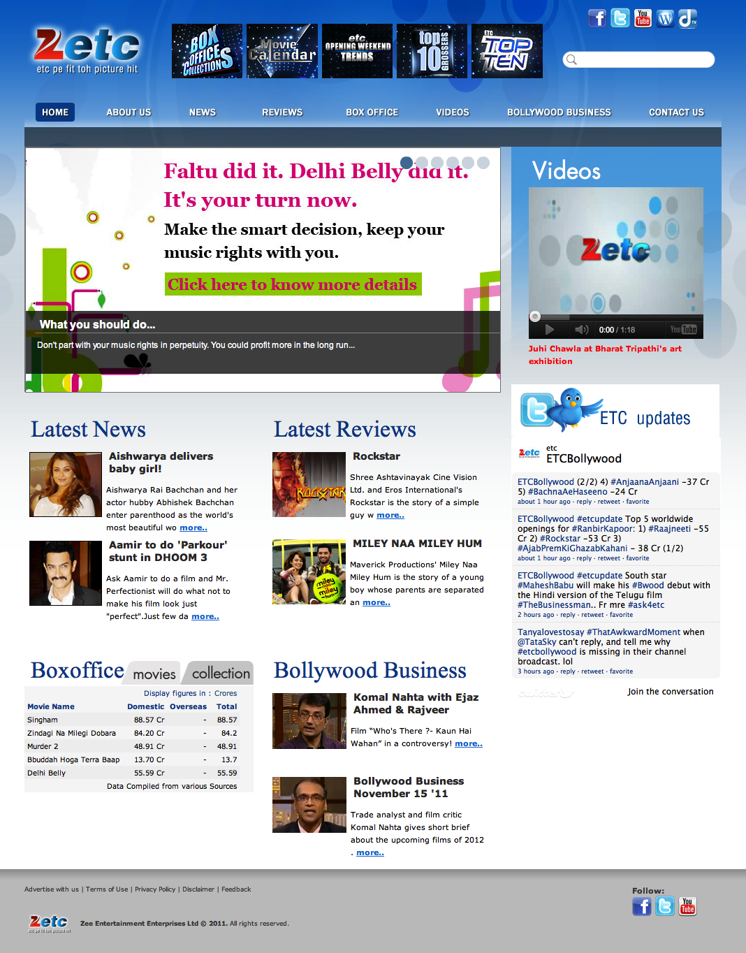 ETC Channel Official Website