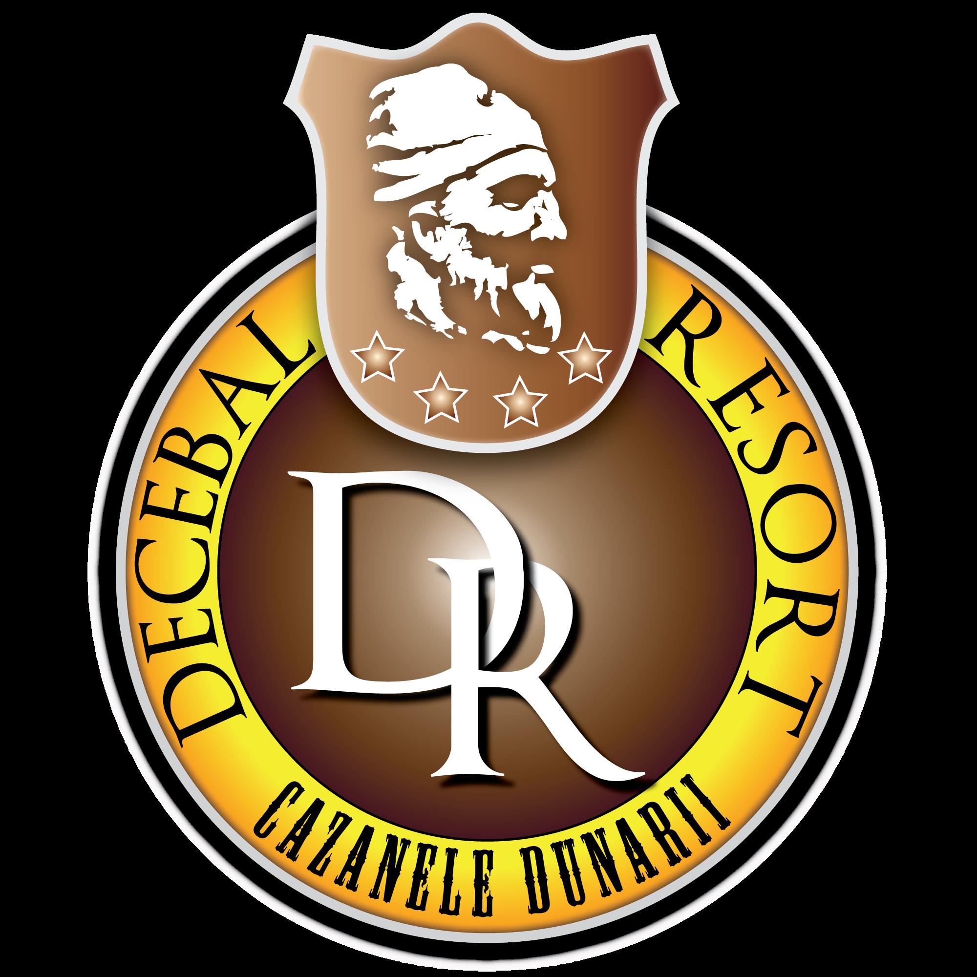 Decebal Resort logo