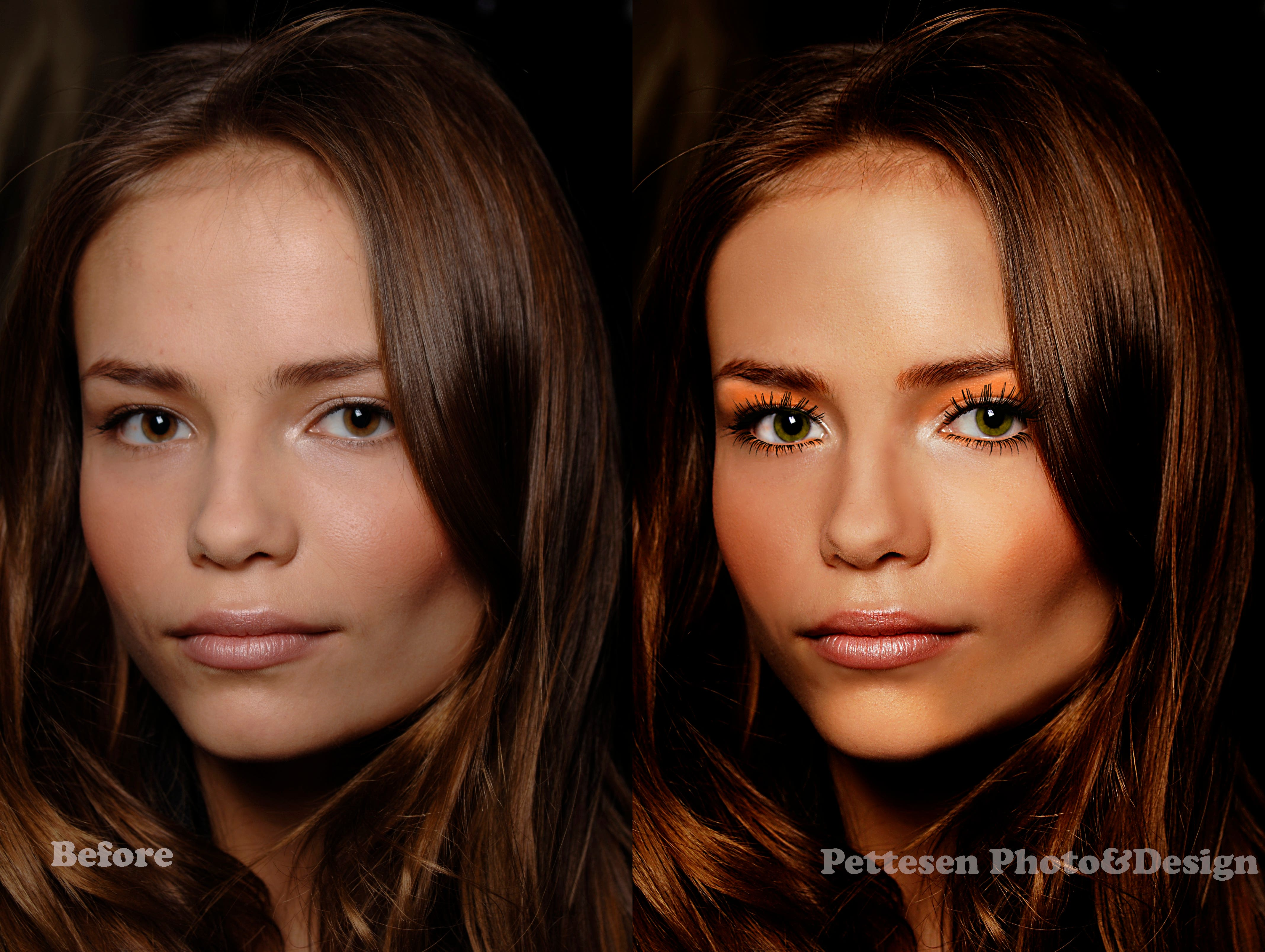 Beauty and Fashion Retouching