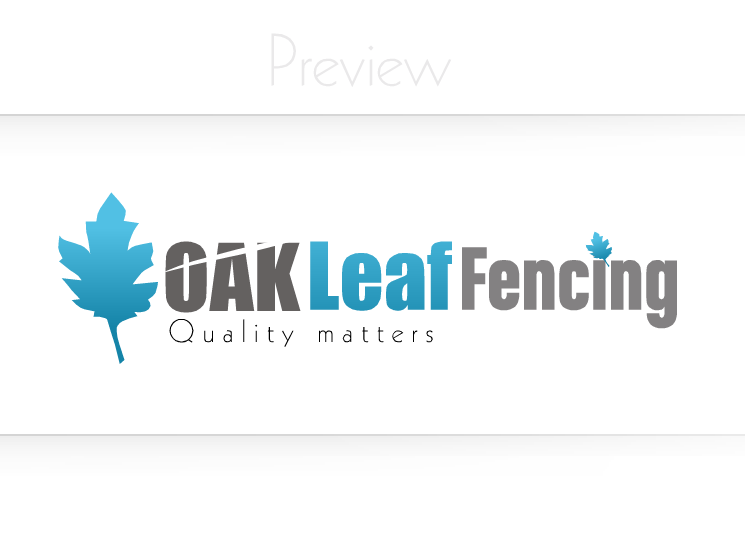 Oak Leaf Fencing
