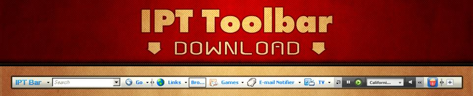 Toolbar Banner