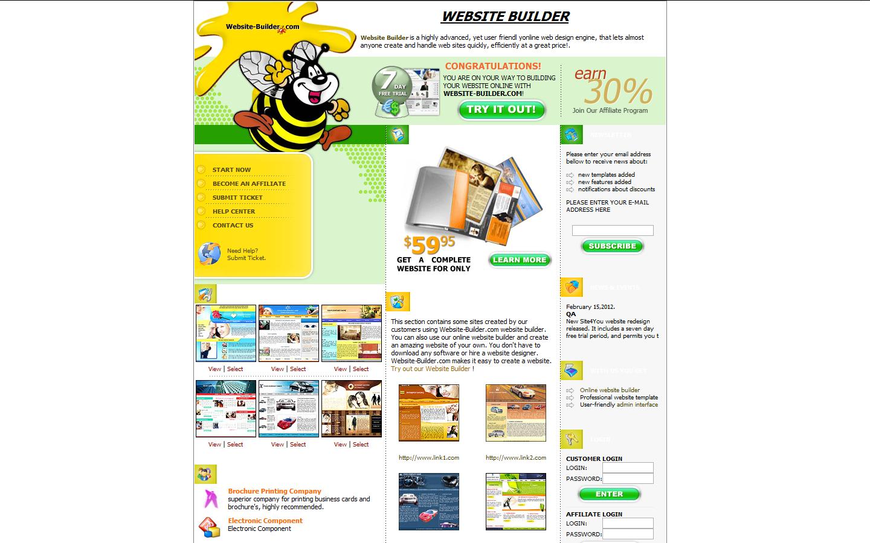 http://www.website-builder.com