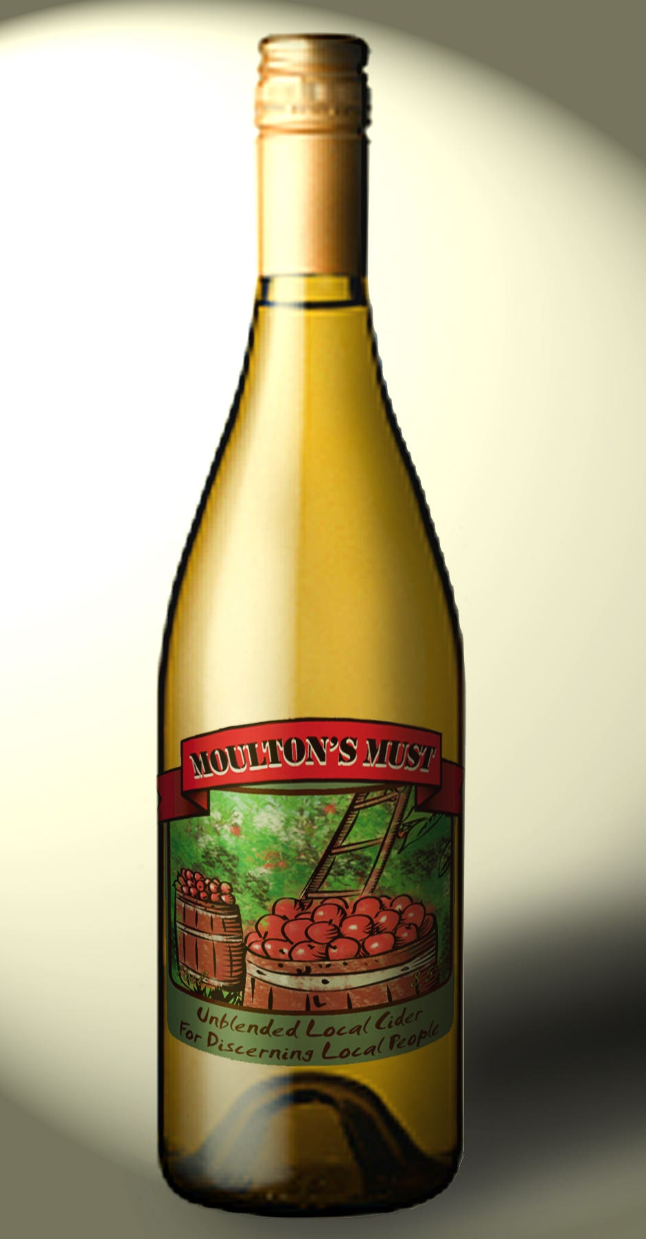 Cider label 1